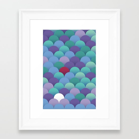 Abstract 15 Framed Art Print