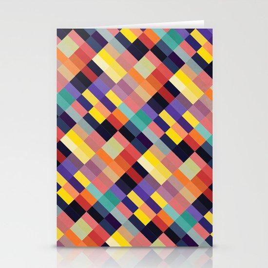 Geometri I Stationery Card