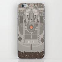 Star Trek NX - 01 Refit iPhone & iPod Skin