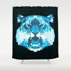 Tigr Shower Curtain