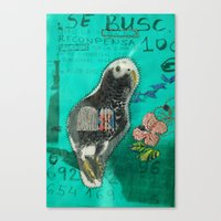 Perdido Canvas Print
