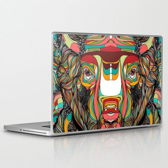 Bison (Feat. Bryan Gallardo) Laptop & iPad Skin