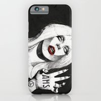 iPhone Cases featuring Hotel by Helen Green