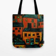 village Tote Bag