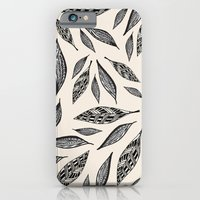 BOHO FEATHERS  iPhone 6 Slim Case