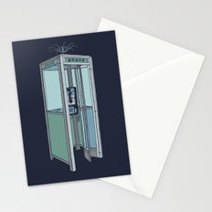 San Dimas Telecoms Stationery Cards