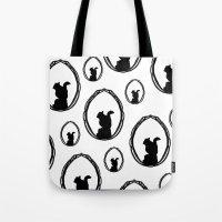 squirrle Tote Bag