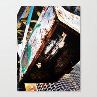 Breaker, Breaker Canvas Print