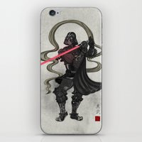 Darth Samurai iPhone & iPod Skin