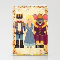 Nutcracker Stationery Cards