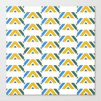 Pattern12 Canvas Print