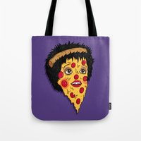 Pizza Minnelli Tote Bag
