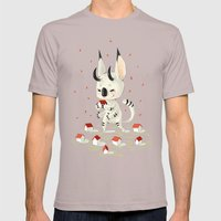 Little Monster Mens Fitted Tee Cinder SMALL