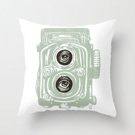Throw Pillow - Surreal Lens - Thomcat23