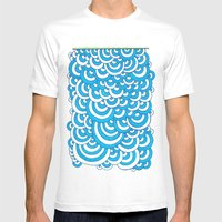 Growth 1 Mens Fitted Tee White SMALL