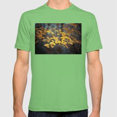 Last Days Mens Fitted Tee Grass SMALL