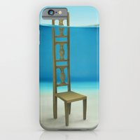 iPhone & iPod Case featuring Waiting Place by Marlene Llanes