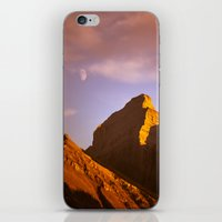 Shadows in Kanaskis Country iPhone & iPod Skin