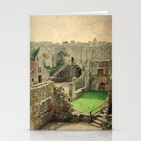 Carisbrooke Castle, Isle of Wight Stationery Cards