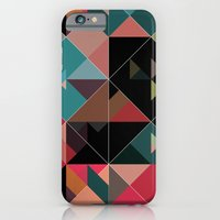 iPhone & iPod Case featuring Bizarre Love Triangle 1 by Marcio Pontes