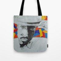Andre (Benjamin)² Tote Bag
