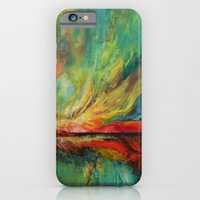 iPhone & iPod Case featuring Aurora by Michael Creese