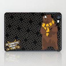 Alternative Hockey Fan - Boston iPad Case
