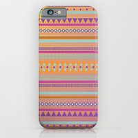 Caliente Tribal Party iPhone 6 Slim Case