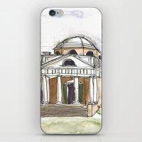 Monticello iPhone & iPod Skin