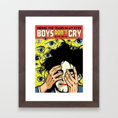 TFTS | Boys Framed Art Print
