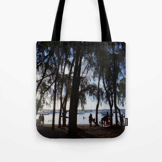 Last Ray of Sun Tote Bag