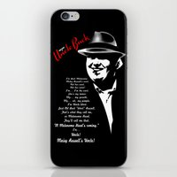 Im Your Uncle Buck iPhone & iPod Skin