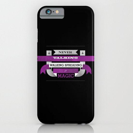 "Lyric Love - ""SABBATH"" iPhone & iPod Case"