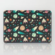 Science Fiction Wrapping… iPad Case