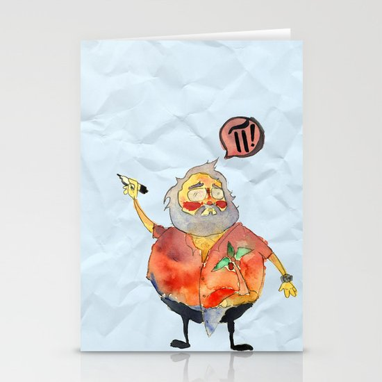 Pi Power! Stationery Card
