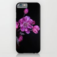 cherry blossom iPhone & iPod Cases featuring Cherry Blossom by CreativeByDesign