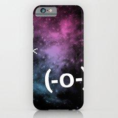 Typospacechase Slim Case iPhone 6s