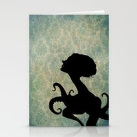 Marie Octoinette Stationery Cards