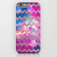 Glitter Space 7 - for iphone iPhone 6 Slim Case