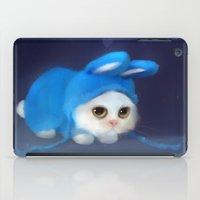 Team Bunny iPad Case