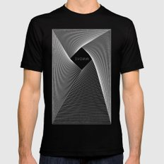 INNOVE - Black edition Mens Fitted Tee Black SMALL