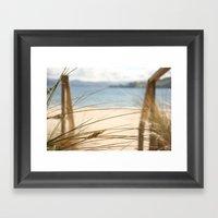 Holiday Home Framed Art Print