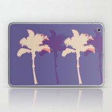 Alabaster Palm Tree Stamp Laptop & iPad Skin