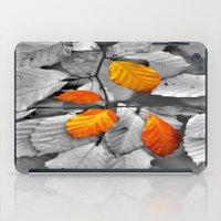 Gold Leaf iPad Case