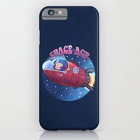 Space ace iPhone 6 Slim Case