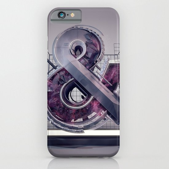 Ampersand_139 iPhone & iPod Case