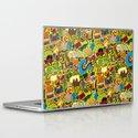 C Pattern Laptop & iPad Skin