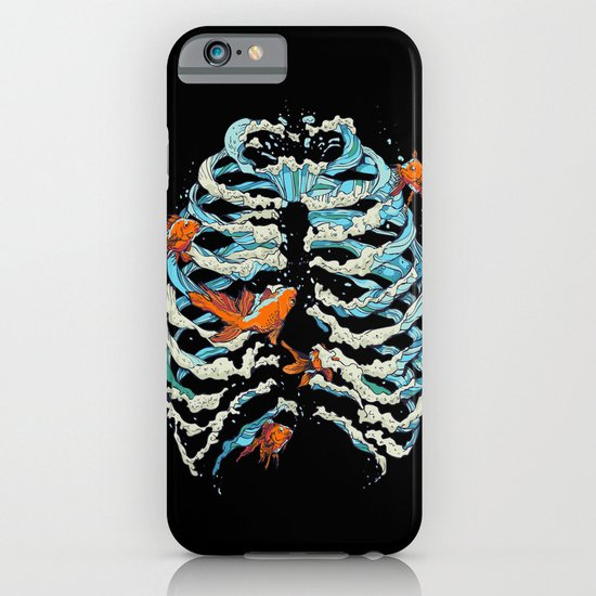 FISH BONE  iPhone & iPod Case