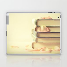 She Wrote Stories and Kept Them Quietly in Her Heart Laptop & iPad Skin