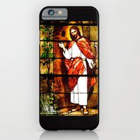 Jesus knocks at
